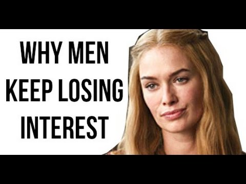 Why Men Stop Chasing You (10 Mistakes Women Make That Makes Men Lose Interest)