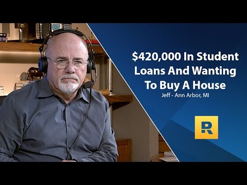 $420,000 In Student Loans But I Want To Buy A House