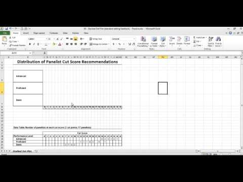 Video 4 Stacked Dot Plot