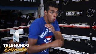 Machado listo para su defensa titular   Boxeo   Telemundo Deportes