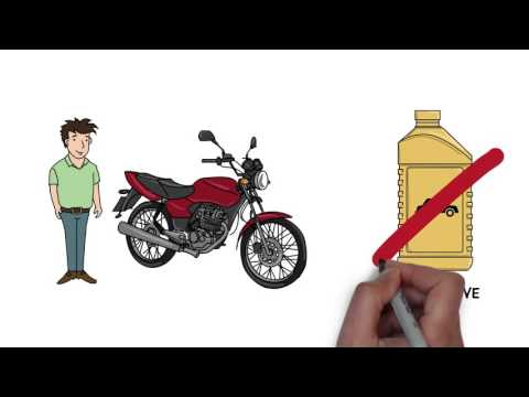 Dedicated Motorcycle/Scooter Lubricant Additives for a Smooth Ride