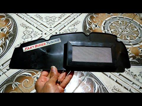 Unboxing Filter Udara Fast Bikes Tuning Tarikan Motor Jadi Bertenaga & Filter Bisa Di Cuci Berkali2