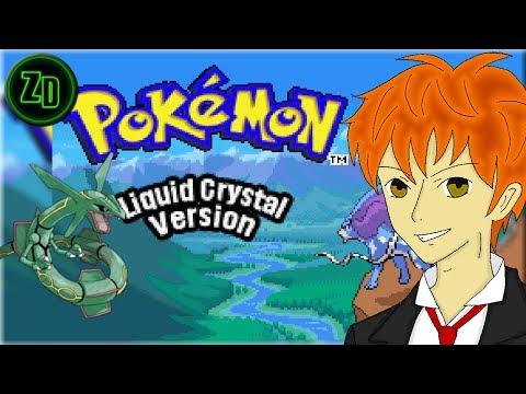 Pokemon Liquid Crystal   How to Get Rayquaza