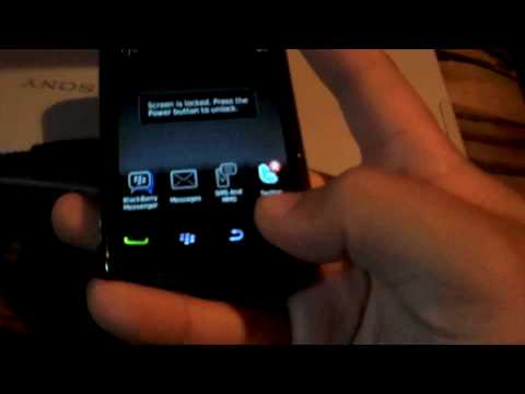 Blackberry Storm 95xx How to upgrade to v5.0.0.530