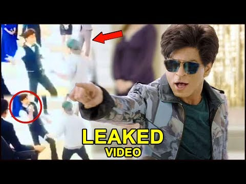 LEAKED | ZERO Song Behind The Scenes | Shahrukh Khan Dance With Choreographer | HUNGAMA
