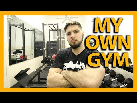 I OPENED MY OWN GYM