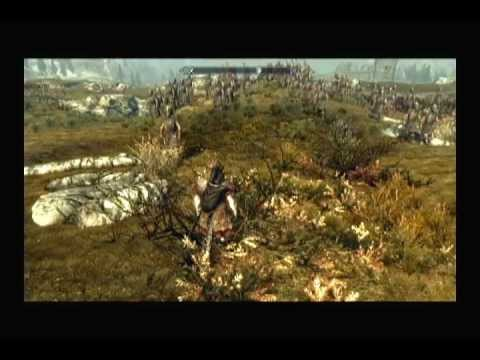 How To Create An Epic NPC Battle In Skyrim
