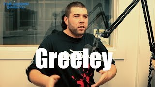 """Greeley Chats About Thc Tv  """"i'm Really Stoked To Do Something For My Hometown"""""""