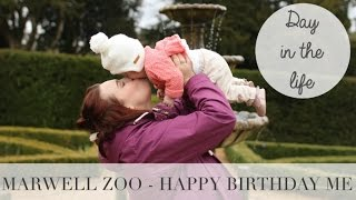 MARWELL ZOO - HAPPY BIRTHDAY ME | DAY IN THE LIFE