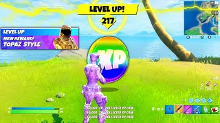 LEVEL UP FAST With These XP TRICKS in Fortnite!
