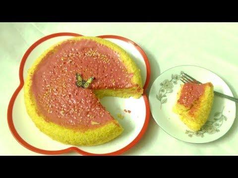 Sponge cake without baking powder