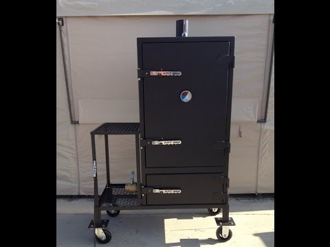 KAT BBQ Insulated Vault Safe Smoker