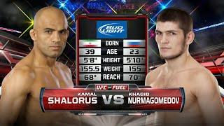 UFC Debut: Khabib Nurmagomedov vs Kamal Shalorus | Free Fight