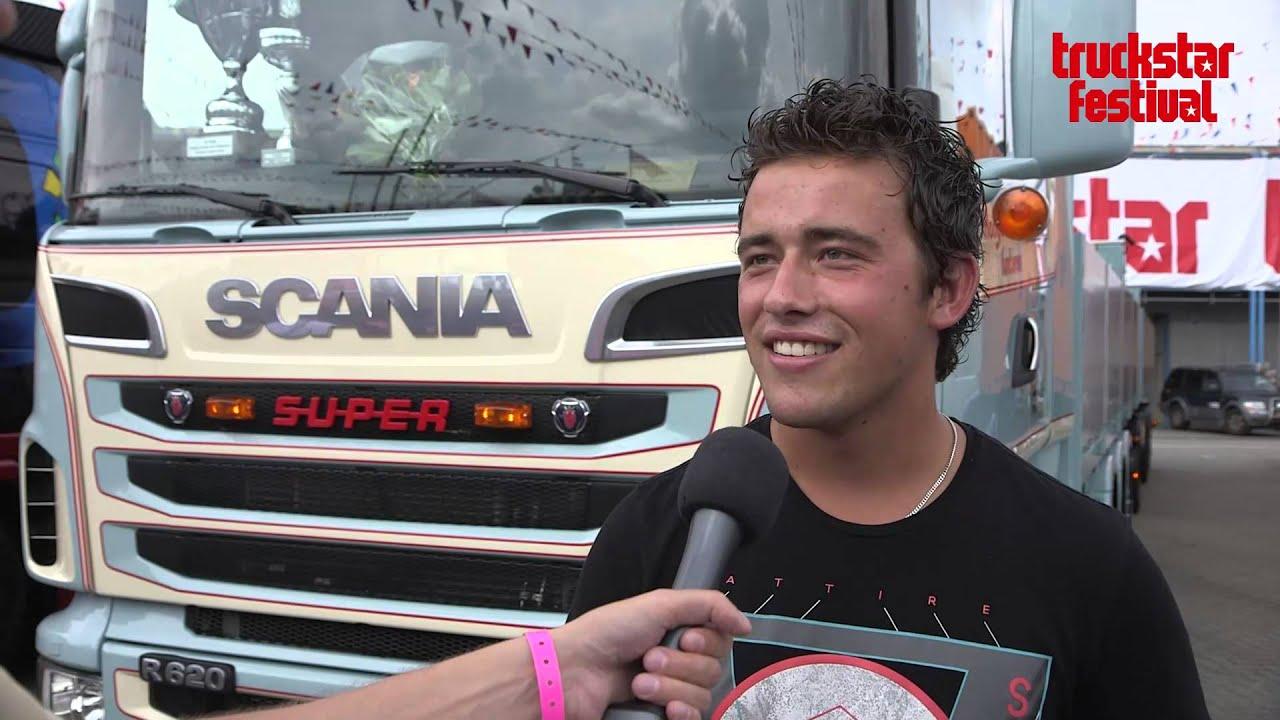 Interview met winnaar Mooiste Truck van Nederland-verkiezing 2014