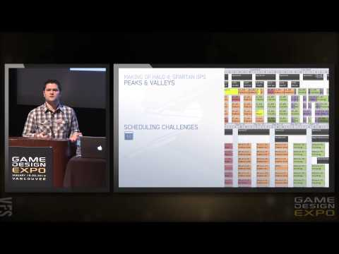 Presentation:  The Making of Halo 4's Episodic Co-op Adventure: Spartan Ops