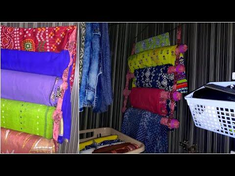 DIY Multipurpose Wardrobe and Accessories Organizer