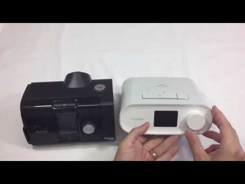Respironics DreamStation vs. ResMed AirSense 10 Auto CPAP Machine