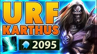 *3V5 WIN* THIS IS WHY KARTHUS WAS DISABLED (2095 AP) - BunnyFuFuu