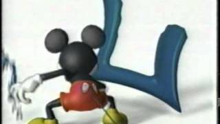Mickey Mouse from Epic Mickey (NEW!!!!!) - Disney Channel Logo