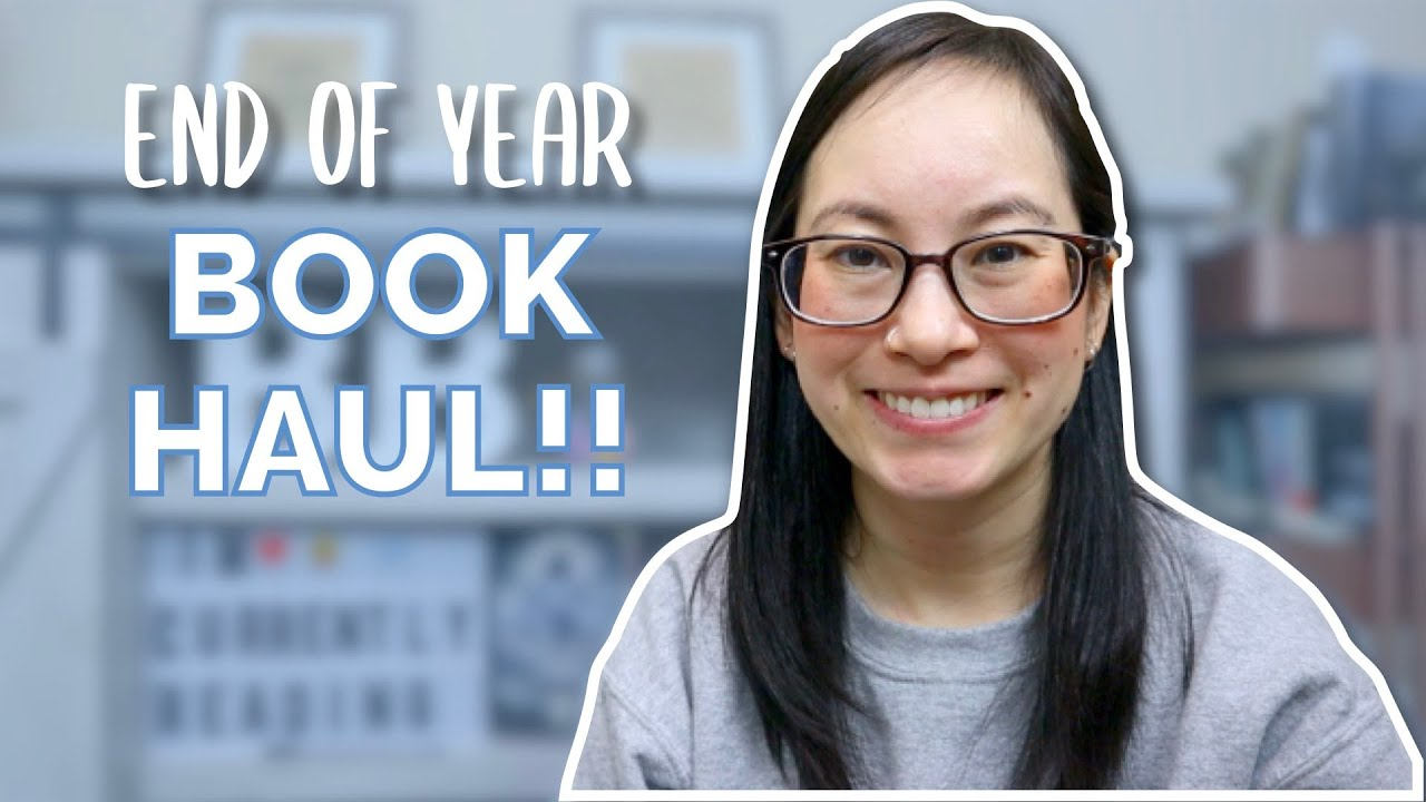 2020 End of Year Book Haul