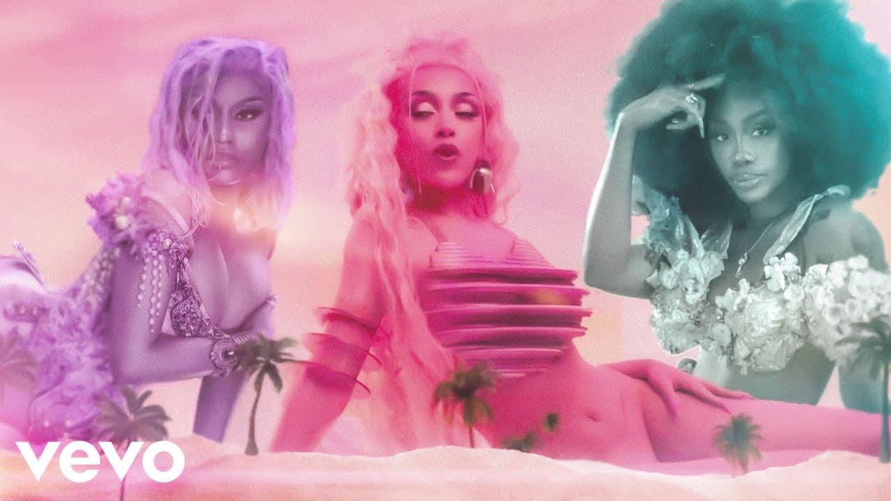 Download Doja Cat - Kiss Me More (feat. Nicki Minaj & SZA) [MASHUP] MP3 Gratis