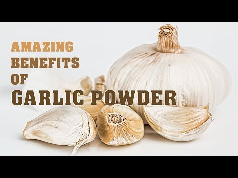 Eat Garlic Powder For 7 Days, THIS Will Happen To Your Body!