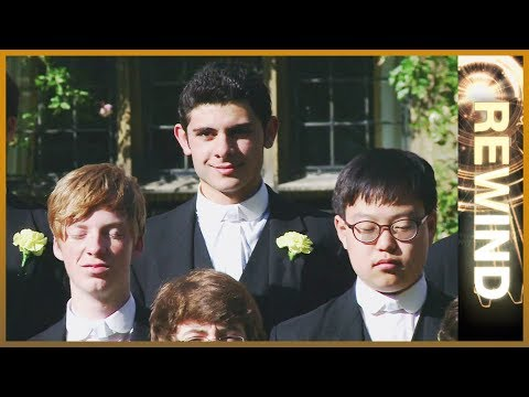 Mohamad at Eton: From Refugee Camp to UK Boarding School | REWIND