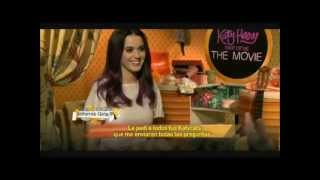 Entrevista a Katy Perry por Esteban Macias (TV Azteca)