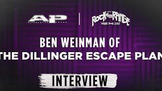 APTV: DILLINGER ESCAPE PLAN at Rock On The Range 2017