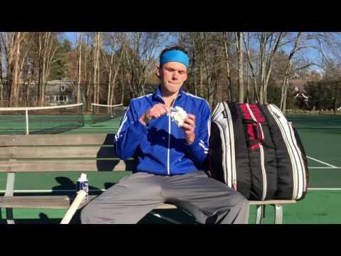 Winning Tennis: Shaving Your Balls