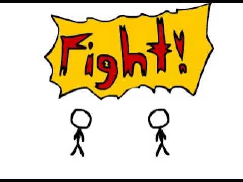stick figure fight 1 teaser