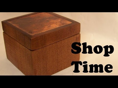 How To Make A Copper Pipe Box