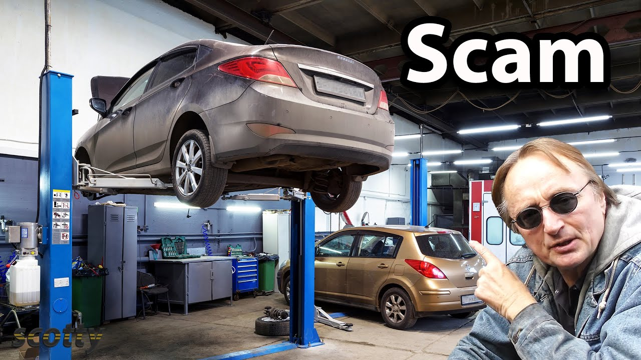3 Mechanic Scams Caught on Camera