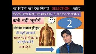 Download bindusar ka itihas//maurya vansh history in hindi //बिन्दुसार का धर्म//maurya vansh ka itihas/ Video