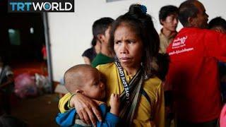 Laos Dam Burst: Hundreds Missing After Dam Collapses