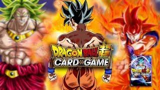 BRAND NEW DRAGON BALL SUPER CARD GAME!! FIRST SPECIAL RARE PULL!?! DRAGON BALL SUPER CARD GAME.