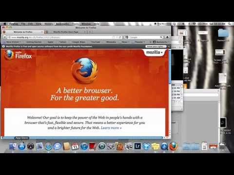 Firefox Download for MacBook Air to use Infusiosoft   iPhone