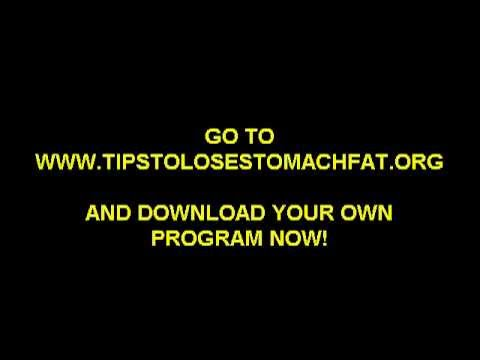 5 Tips To Lose Stomach Fat | Learn 5 Tips to lose stomach fat