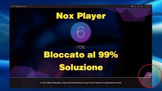 2019 Solution for Nox Player Stucked @ 99% on MacOS Mojave | Music Jinni