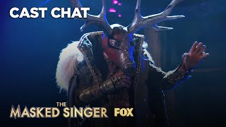 You Won't Believe Who's Under The Deer Mask! | Season 1 Ep. 3 | THE MASKED SINGER