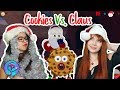 Download  Cookies fight back against Santa! | Cookie Vs. Clause MP3,3GP,MP4