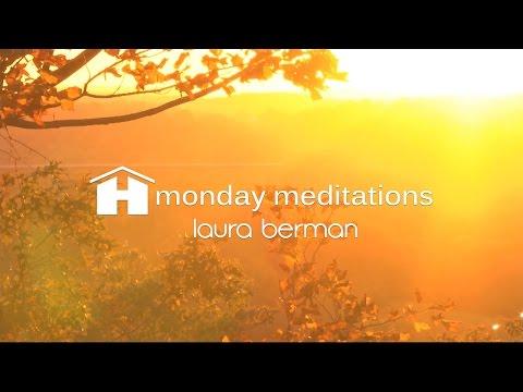 Wholy Shift | Laura Berman | Monday Meditations