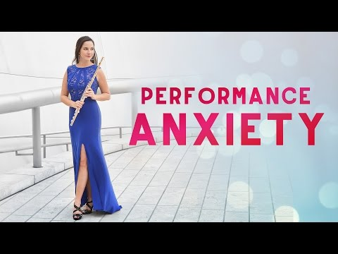 How to Deal with Performance Anxiety