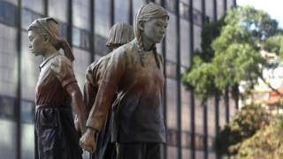 Entertainment News 247 - 米サンフランシスコ、「慰安婦」像を正式受け入れ