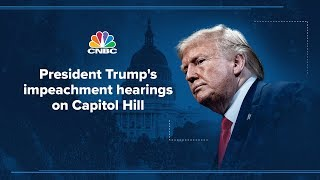 Impeachment hearing live: Amb. Gordon Sondland testifies in Trump's impeachment probe – 11/20/2019