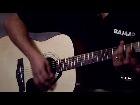 BAJAAO Select - Yamaha F310 Acoustic Guitar Review