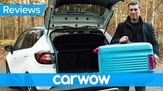 Renault Captur 2018 SUV practicality review | Mat Watson Reviews