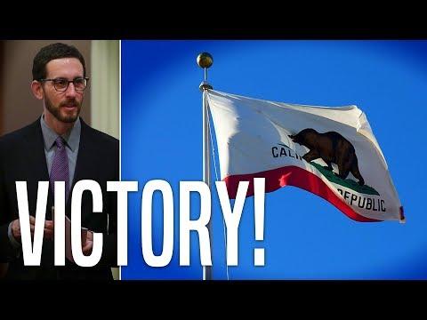 California's Pro-Net Neutrality Bill Passes State Senate