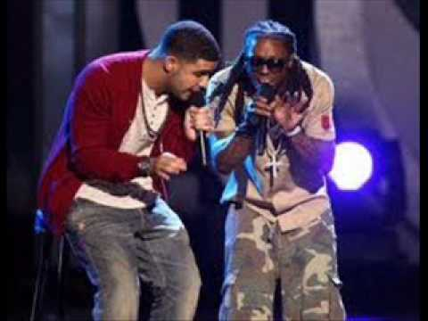 Lil Wayne Ft Drake - Right Above It [NEW]