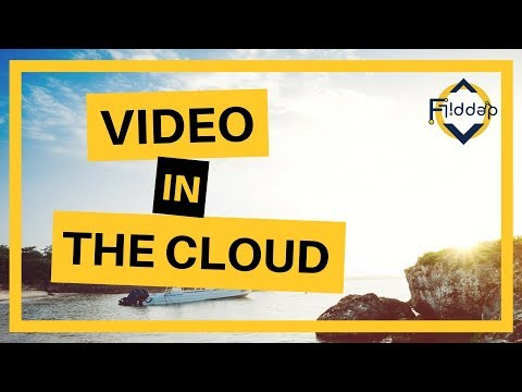 How to create Video in the Cloud with Adobe Spark Video - Video editing for students